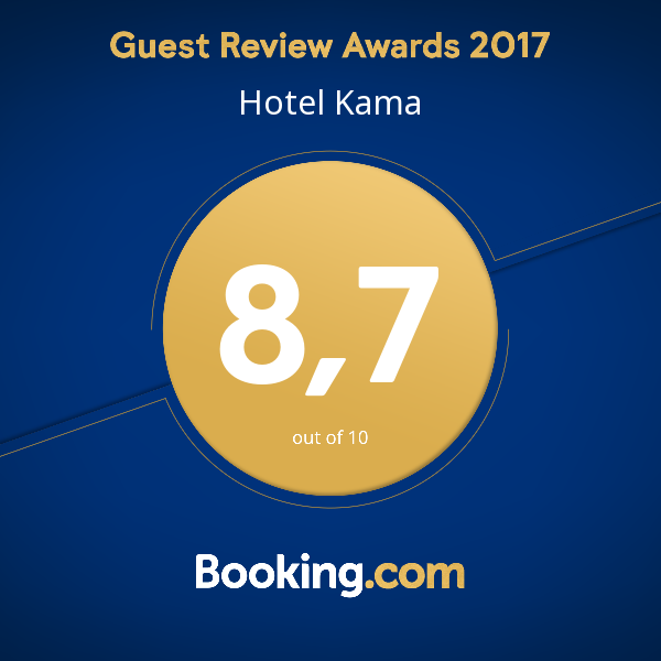 Hotel Kama Booking.com 2017